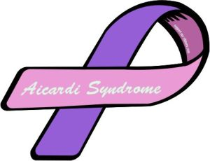 aicardi syndrome ribbon