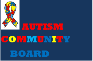 autism community board